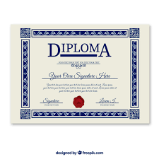 diploma template vector  diploma template vector