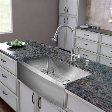 EModern Decor Ariel 33Stainless Steel Farmhouse Kitchen Sinks