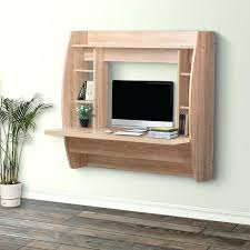 wall mounted floating desk wall mounted floating computer desk with storage oak wall mounted floating desk