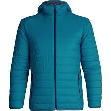Icebreaker Mens Merinoloft Hyperia Hooded Jacket Clearance