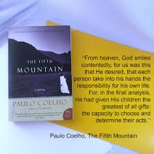 my thoughts about the fifth mountain by paulo coelho book review  12744272 1295547350460407 9097466039192222040 n ""