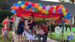 POLLY'S PEOPLE: Nellie and Billy Jones of Savannah celebrate centennial  birthdays together