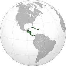 América Central – Wikipédia, a enciclopédia livre