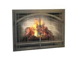 wood burning fireplace door fireplace door replacement parts gas doors open or closed for heat used wood burning fireplace door