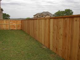 wooden fence gallery