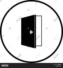 open door symbol