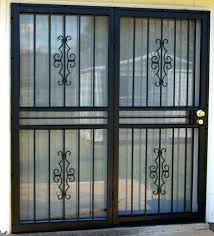 sliding glass door security patio security doors security doors for sliding glass doors double sliding glass