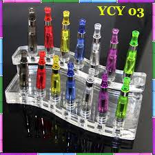 E Liquid Display Stand Attractive E Cig Display Stand Shelf With Acrylic For All ECig 31