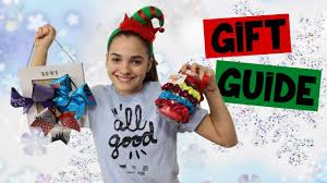 gift guide what every gymnast or cheerleader wants for