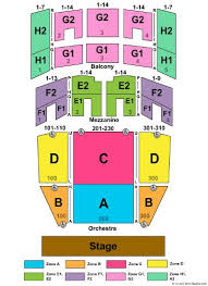 Robinson Center Little Rock Seating Chart Robinson Center Performance Hall Tickets And Robinson Center