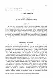 scientific essay abstract  scientific essay abstract