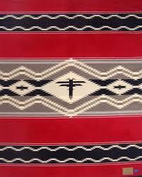 navajo bead designs. Pendleton AICF Navajo Water Blanket Bead Designs S