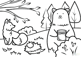 Printable Coloring Pages For Kids Animals Guaranteed Printable