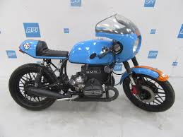 1981 bmw r100 gulf cafe racer for sale car and classic