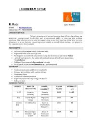 resume example for freshers resume headline example for freshers augustais  - Resume Headline Examples