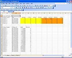 Monte Carlo Simulation Excel Template - Mandegar.info