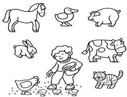 Coloring Pages Farm Farm Coloring Page Outstanding Printable