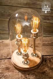 bell jar lighting fixtures. Edison Bell Jar Lamp Lighting Fixtures