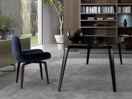 misuraemme furniture. Contemporary Chair / Upholstered Fabric Leather. ARCHETTO MisuraEmme Misuraemme Furniture