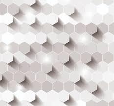 Hexagon 3d Background Free Vector In Adobe Illustrator Ai Ai
