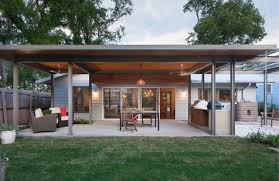 French Place Cottage Contemporary Patio Austin by Rick