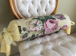 how to make a bolster pillow form