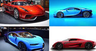 The crew 2 koenigsegg regera 2015 vs. Bugatti Chiron Vs Koenigsegg Regera Poll Battle Of The 1 500 Hp Megacars Carscoops