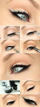 stylish new year makeup tutorial