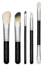 mac cosmetics brush set from my nordstrom iversary favorites sarahsarna