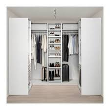 ikea walk in closet ideas. Simple Closet PAX Corner Wardrobe White On Ikea Walk In Closet Ideas E