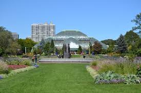 a victorian glass house visit the lincoln park conservatory and