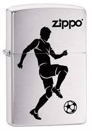 <b>Зажигалка Zippo Soccer</b> Player 29201 на ZIPPO-RUSSIA.RU