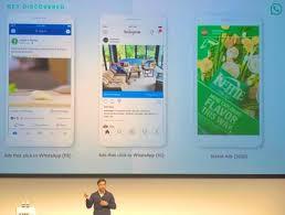 Whatsapp Will Ab 2020 Werbung Zeigen Und So Wird Das Aussehen Watson