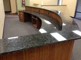 commercial office counter
