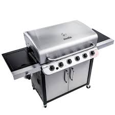 char broil performance 6 burner cabinet gas grill 60 000 btu