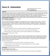 bookkeeper resume sample summary bookkeeper resume examples