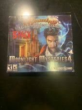 If space opera romance book covers are your thing. Moonlight Mysteries 4 Amazing Hidden Object Games 5 Pack Pc Game New For Sale Online