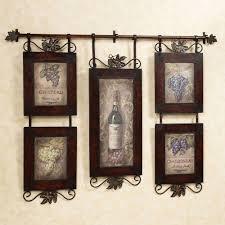 wine wall decor new emilion wine wall art