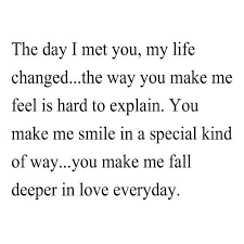 Quotes About Loving Him Delectable You On We Heart It Loving Him Is Soooo Pinterest Relationships