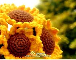 Crochet Sunflower Pattern New Sunflower Crochet Flower Pattern ⋆ Crochet Kingdom