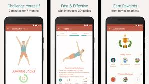 seven the 7 minute workout app