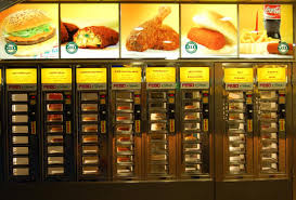 Cheeseburger Vending Machine Best The Craziest Food Vending Machines From Burgers To Wine Thrillist