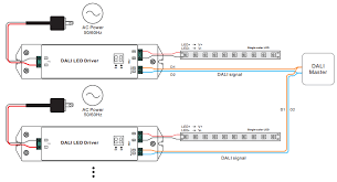 constant voltage dali dimming driver srp cv wiring diagram