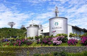 It opened to the public in march 2018. Costa Rica Starbucks Farm The Wandering Scot