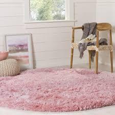 Light Pink Fluffy Rug Safavieh Polar Shag Psg800p Light Pink Products
