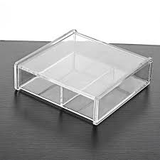 Small Table Display Stands Hot small grids design clear acrylic jewellery display stands rack 71