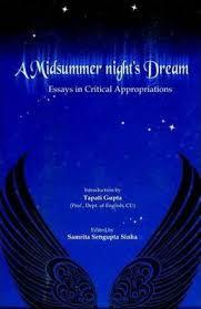 a midsummer night s dream essays in critical appropriations a midsummer night s dream essays in critical appropriations