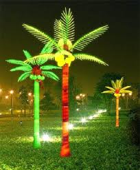artificial palm tree with lights fake palm trees outdoor outdoor artificial palm trees lighted