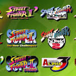 Street Fighter 30th Anniversary Collection Coming in May 2018