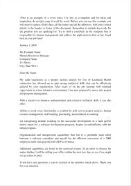 Education Administration Cover Letter 69 Infantry